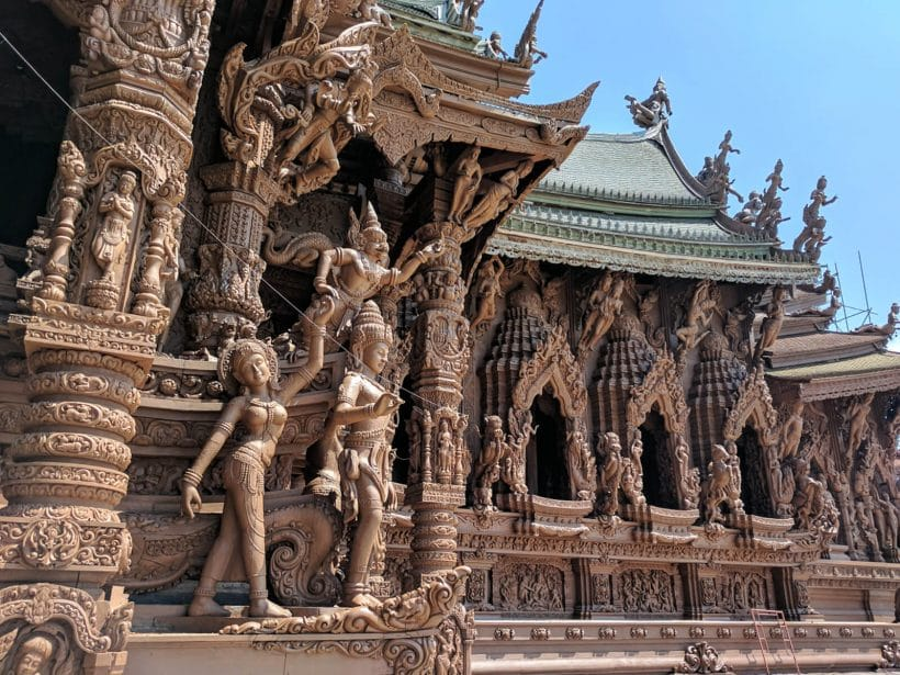 thailand-honeymoon-packages-to-sanctuary-of-truth