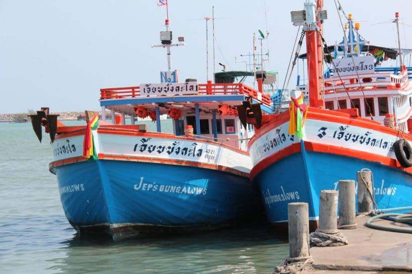 arriving-to-ko-samet-by-ferry